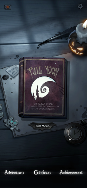 ‎Night of the Full Moon Screenshot